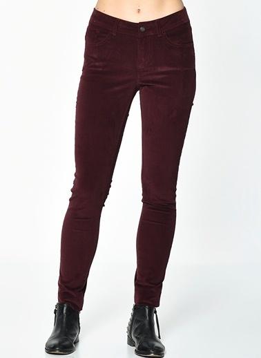 Lee Cooper Pantolon | Jamy - Skinny Bordo